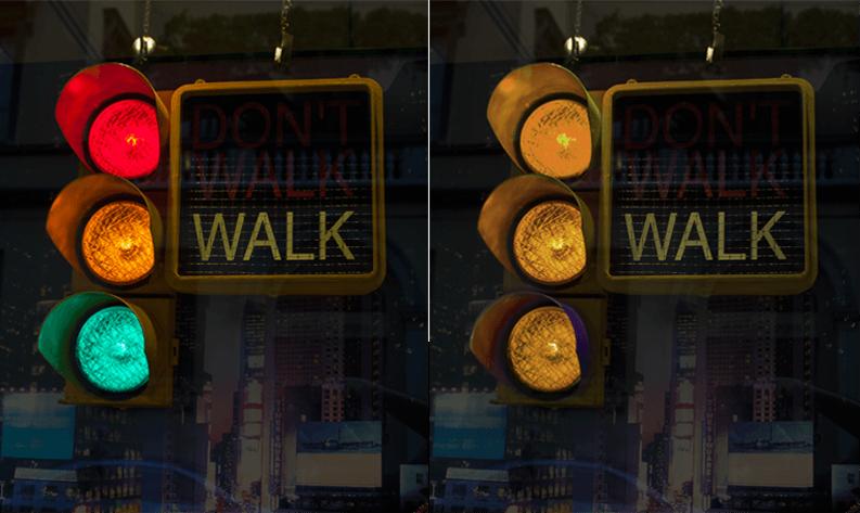 Traffic light For Pumika blog